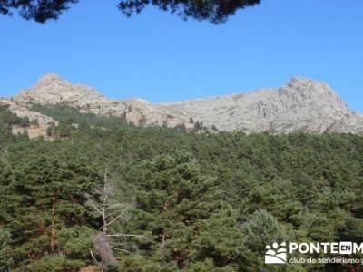 Travesía por la Sierra de la Maliciosa - Senderismo Madrid; rutas asturias